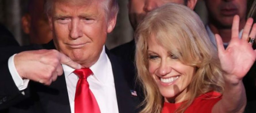 Kellyanne Conway Repeatedly Punches Man In Face At Inaugural Ball – Rescues Man In Fist fight