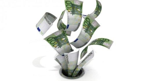 euros-down-drain