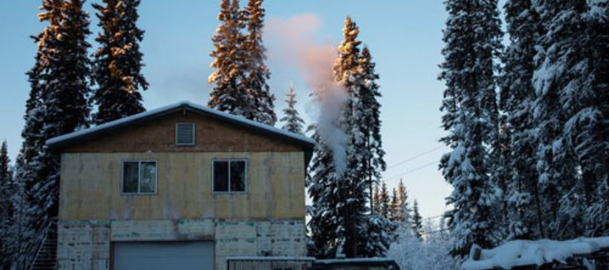 EPA May Crack Down on Wood Stoves in Alaska