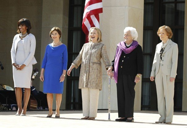 first ladies