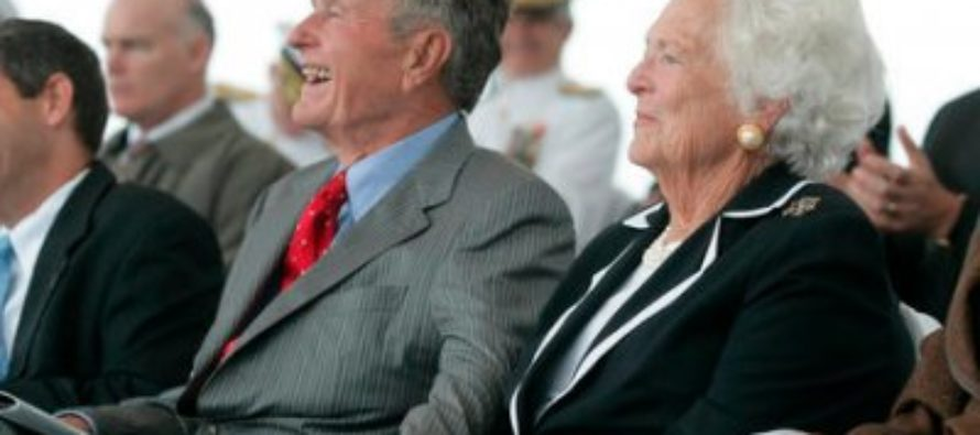 G.W. Bush Is Hospitalized, Finally Responds To Trump's Inauguration Invite With THIS Letter