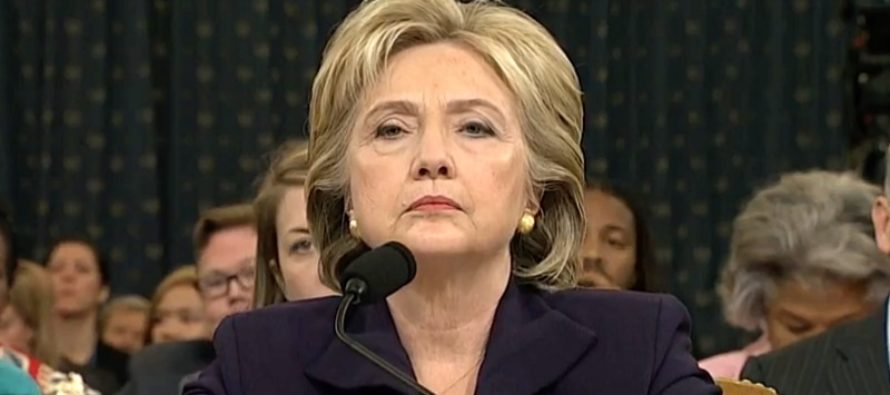 Behind Closed Doors, Hillary Says the ONE THING She'd Change About 2016 Is…