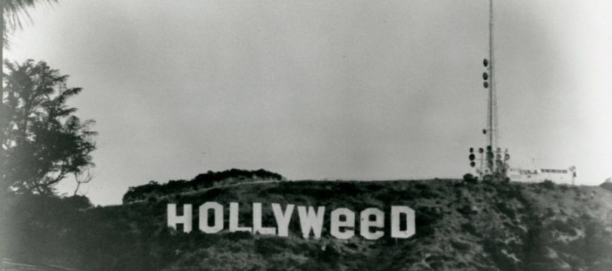 Hollywood Goes 'Hollyweed' As Vandals Adjust The Iconic Sign For The New Year [VIDEO]