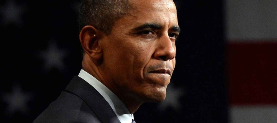 It's President Obama's 11th Hour And His Own Have Turned On Him – 'He's Gone Too Far'