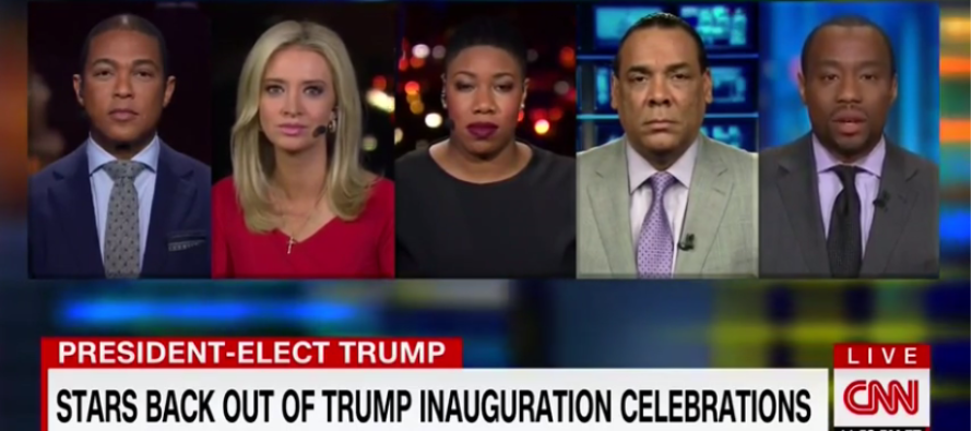 Black Trump Supporter Gets SLAMMED With Racial Slur On CNN For Defending Trump VIDEO