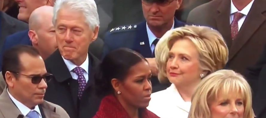 Did Hillary Really Just BUST Bill Checking Out Ivanka Trump!? – VIDEO