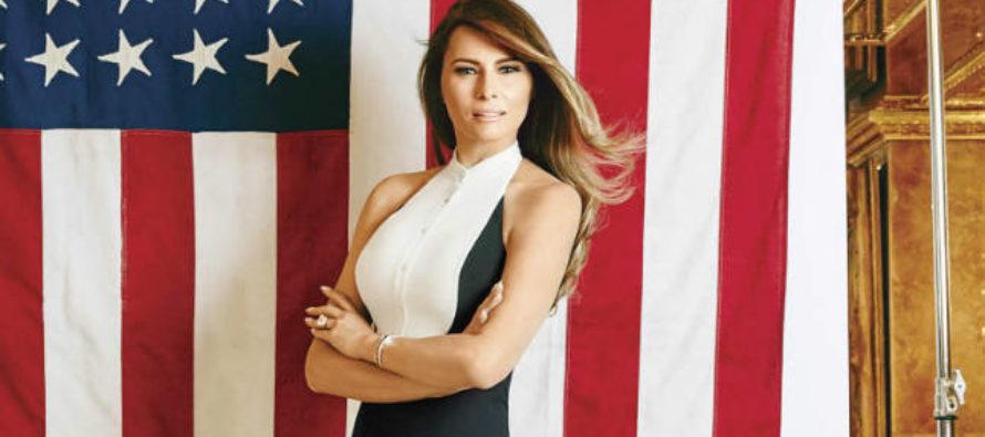 Melania Trump Makes MAJOR Announcement [VIDEO]