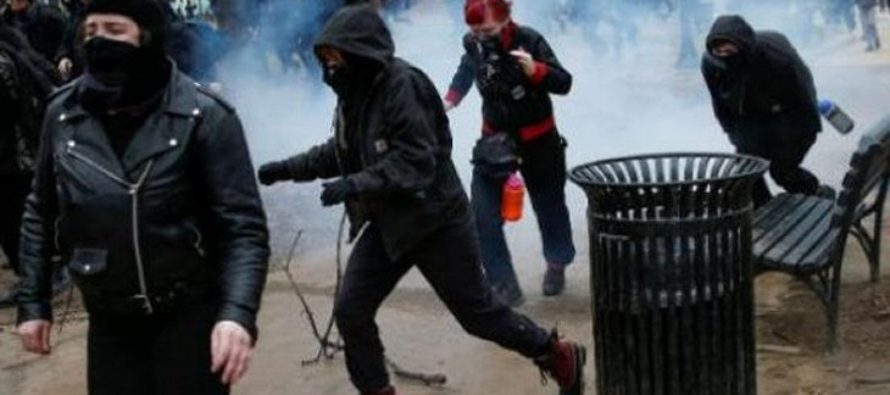 BOOM! Trump Protesters Learn The HARD WAY Their Behavior Has CONSEQUENCES… Now [VIDEO]