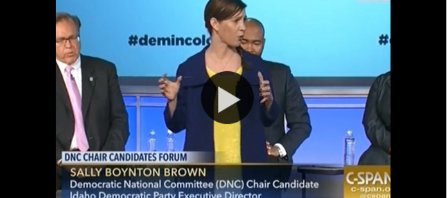 VIDEO: Idaho Dems Exec Director: DNC Should Train People 'How to Shut Their Mouths If They're White'