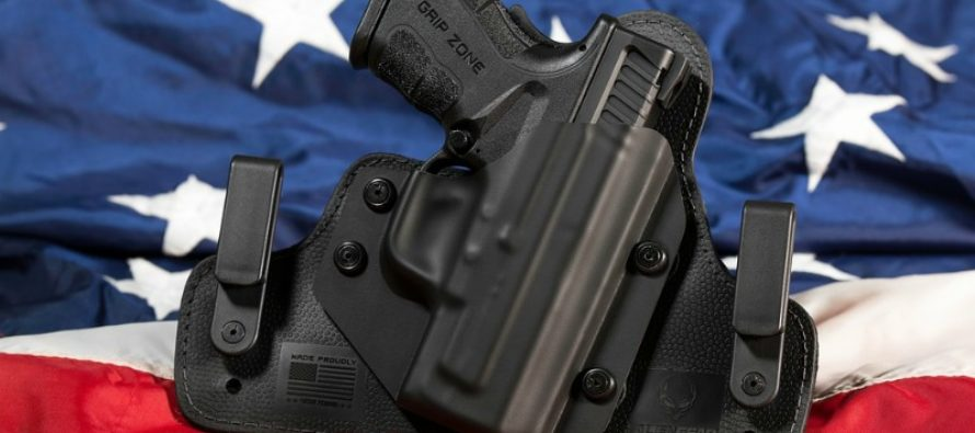 THIS IS HUGE! NATIONAL Conceal Carry Reciprocity Is OFFICIALLY In The Works!