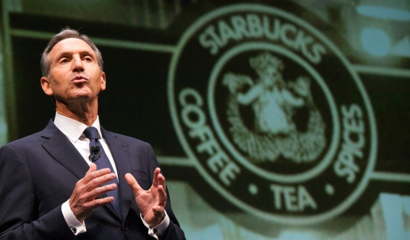 starbucks ceo