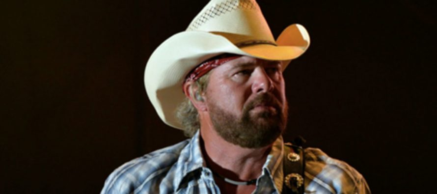 'I don't apologize': Toby Keith Defends His Decision To Perform For Donald Trump's Presidential Inauguration…As Others Back Out