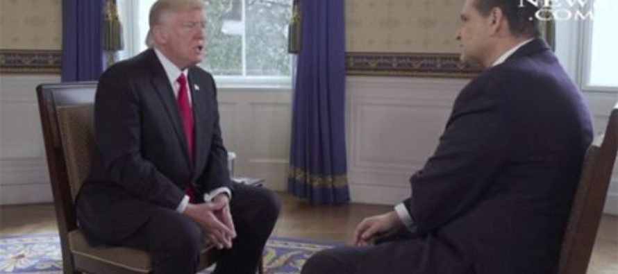 VIDEO: Donald Trump Reveals That He Needs 'Gods Help' These Next 4 Years