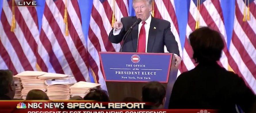 It's Happened – Trump Declares WAR On CNN