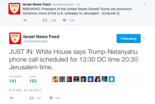 trump embassy