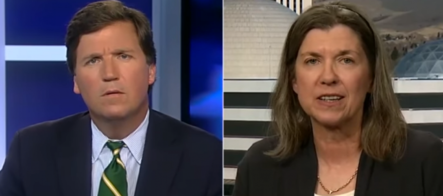 Climatologist Tells Tucker Why She Left Academia: Knives Sticking Out Of My Back [VIDEO]