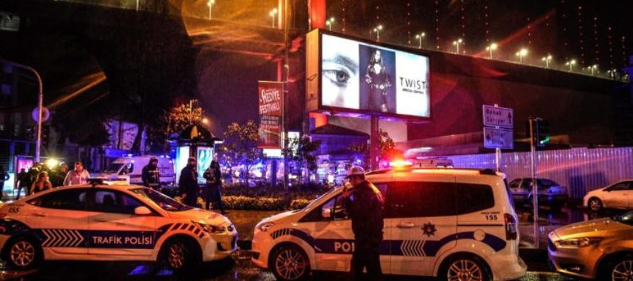 'Santa Claus' Shooter Slaughters AT LEAST 39 Guests In New Year's Eve Night Club