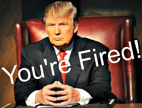 yourefired