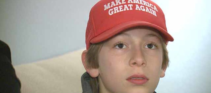 School Suspends Student Attacked For Wearing 'Make America Great Again' Hat On Bus