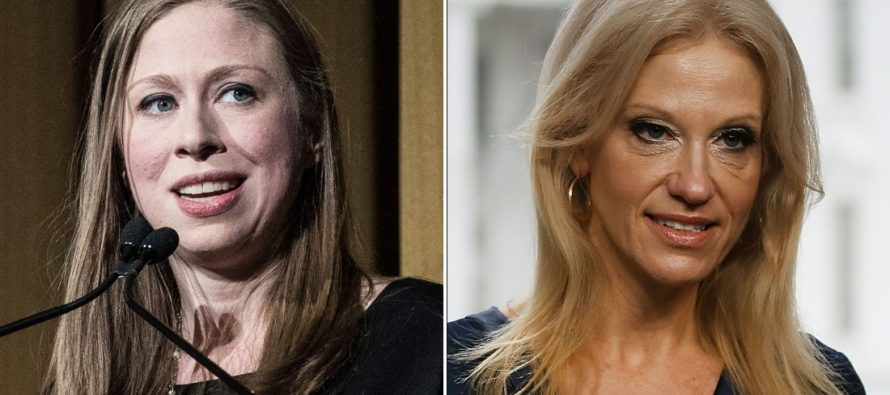 LOL! Hillary Tries To Throw A Punch At Trump – Kellyanne Conway Responds With A KNOCKOUT!
