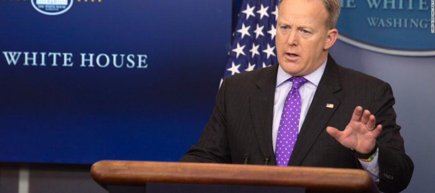 Good News! Sean Spicer CHANGES THE LOCKS on THESE Lying, Fake Journalists!
