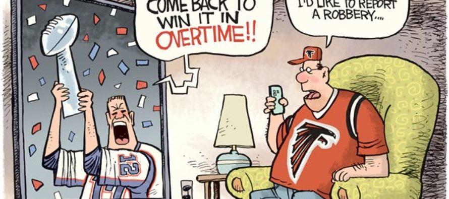 Super Bowl (Cartoon)