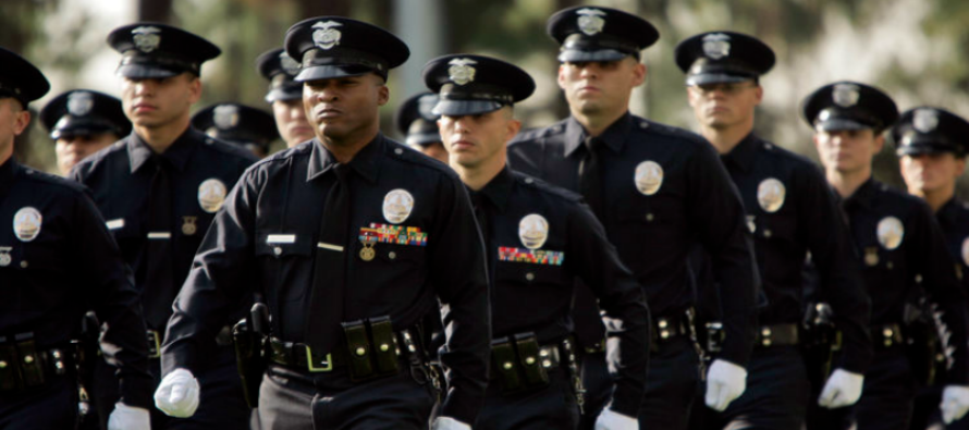 Look What's Happening to Police Since Trump Took Over