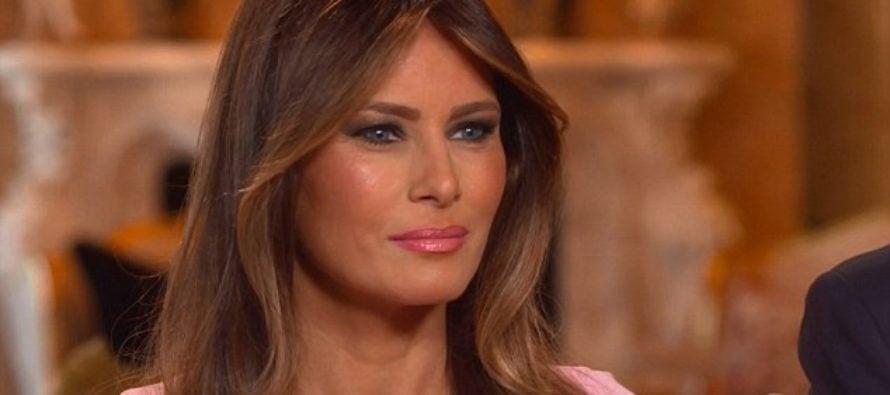 SHOCK: White House Makes Major Announcement About Melania Trump