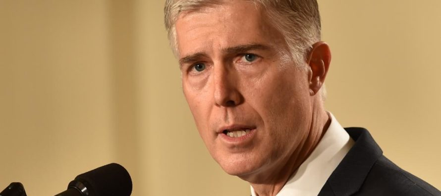 Ted Cruz: Neil Gorsuch is a Principled Constitutionalist and a 'Home Run'