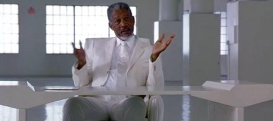 "Hillary Loving Morgan Freeman Sends SHOCK WAVE Through Hollywood – ""He Will Be A Good President"""
