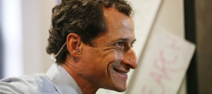 Anthony Weiner Could Get 15 Years on Kiddie Porn Charges