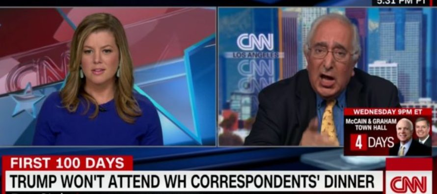 Ben Stein lashes at CNN, gives nasty message about Trump [VIDEO]