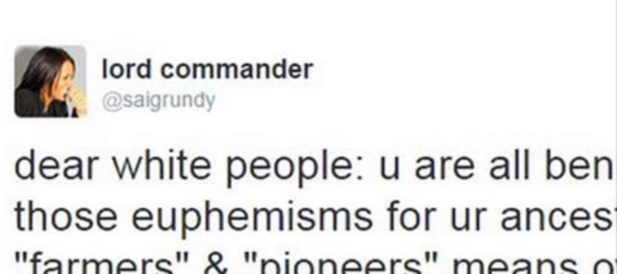 Boston University Professor Says the UNTHINKABLE About White People – Media Silent…