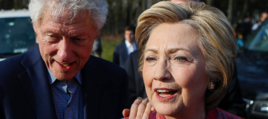 NEW CLINTON SCANDAL BLOWS OPEN: Illegal Activity Revealed
