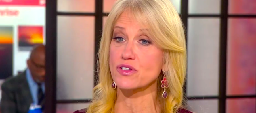 Kellyanne Conway Just Got BAD News – This Isn't Good…