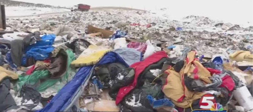 Anti-Pipeline Protesters May Poison Sioux Water Supply With Their Garbage