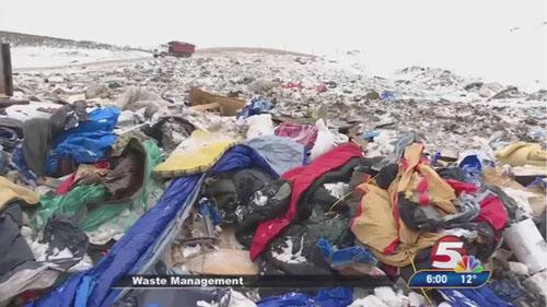 DAPL Garbage