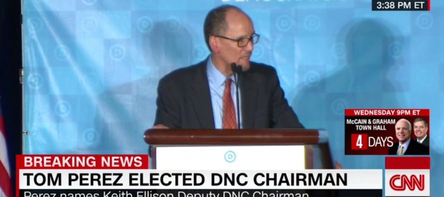 DNC Chair Labels Trump 'Worst President In History Of US' – Calls For Resistance [VIDEO]