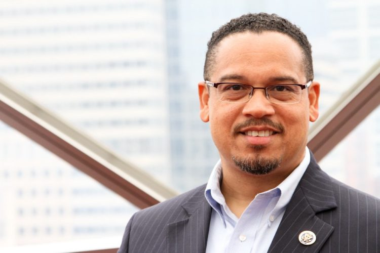 Rep. Keith Ellison, D-Minn. Photo: keithellison.org.
