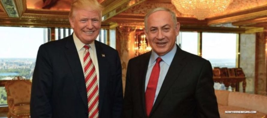 JUST IN: Trump DESTROYS 'Hateful' Palestine During Visit with Netanyahu [VIDEO]