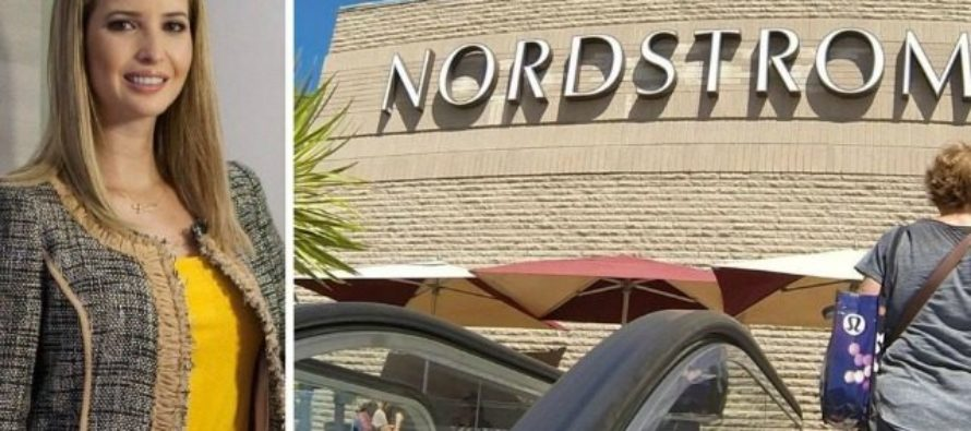 Pro-Trump Women NATIONWIDE Cutting Up Their Nordstrom Cards In Support Of Ivanka!