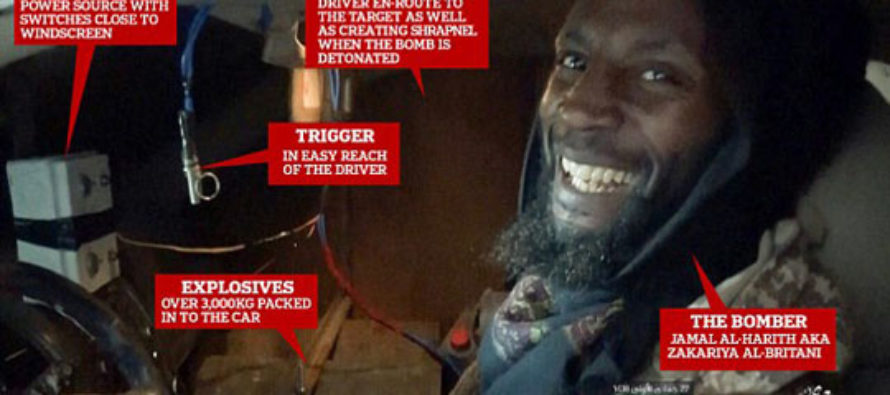 Terrorist Freed From Gitmo and Handed £1 Million in Compensation Commits Suicide Bombing for Islamic State