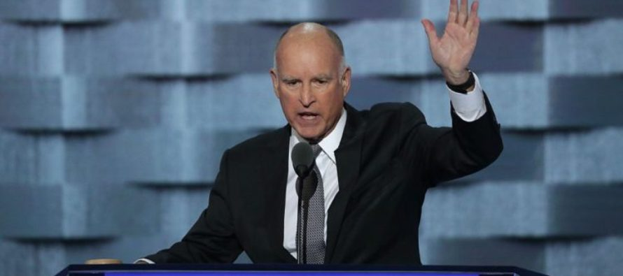 Oh Look! Trump Is California's President Now – Gov. Jerry Brown Asks For Help
