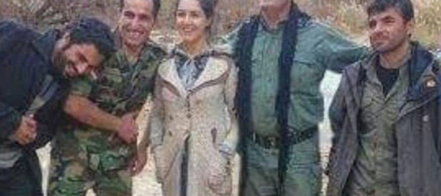Beautiful Female Soldier Kills 100 ISIS Militants… Gets SICK Welcome Home From Liberals
