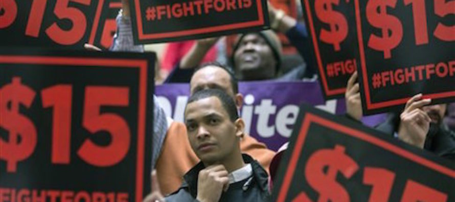 Minimum Wage Hikes Will Possibly Lead To A Devastating 1.8 Million Job Losses