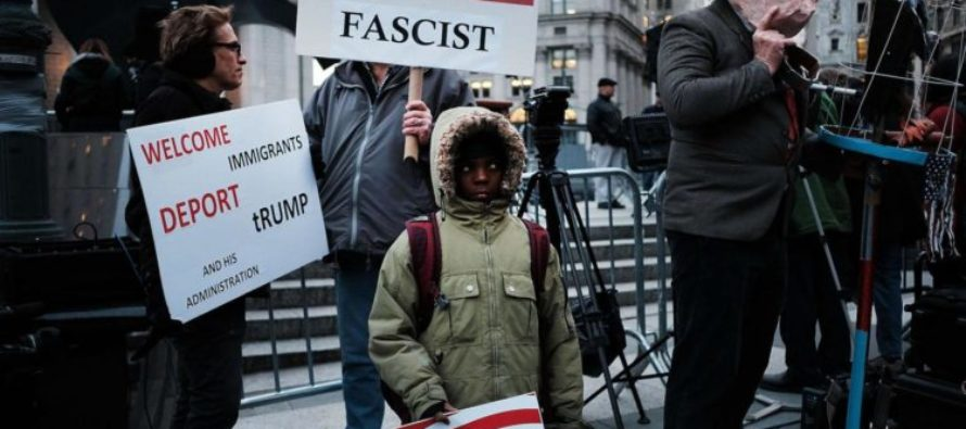 Leftists planning nationwide action against Trump, don't realize most people are laughing at it