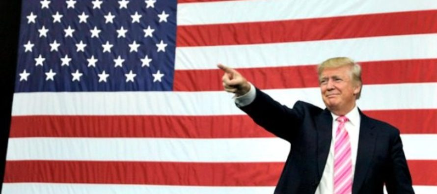 WATCH: USA! USA! Trump Talks Jobs for CHEERING Boeing Workers! [VIDEO]
