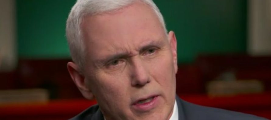 "BREAKING: Flynn Admits He's A ""Foreign Agent"" – Now Pence Gives POWERFUL Response! [VIDEO]"