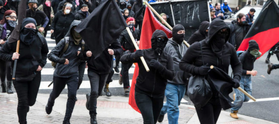 Over 200 (and counting!) Inauguration Day Rioters facing FELONY charges. [VIDEO]