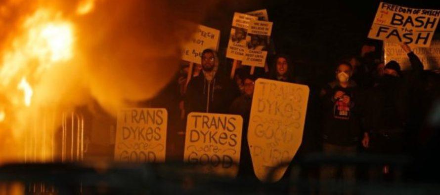 Fires BLAZE Across Berkeley University After They BETRAY Free Speech Movement [VIDEO]